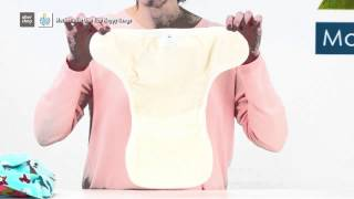 Mother-ease One Size Nappy Range from UberShop