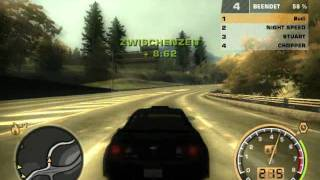 Lets Play Need for Speed Most Wanted #38 (German)