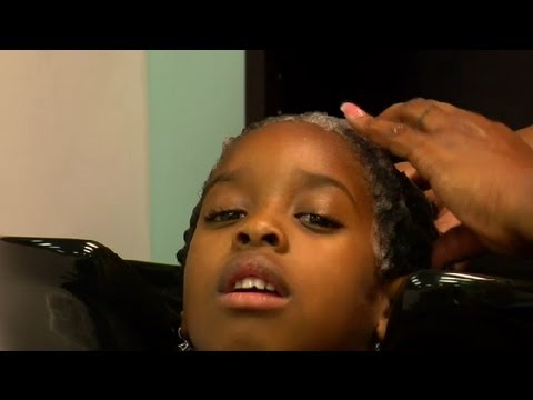 How To Get African American Textured Hair Silky Smooth