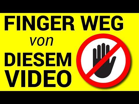 ACHTUNG: DIESES VIDEO WIRD IHR WELTBILD ZERSTÖREN!