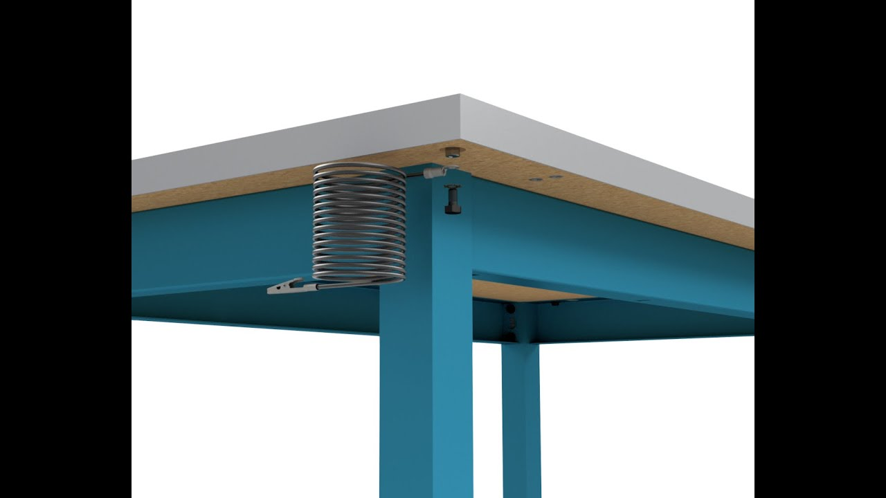 ESD Laminated Workbenches