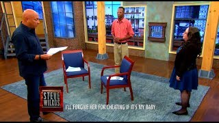 I Refuse To Marry You Until We Get A DNA Test! (The Steve Wilkos Show)