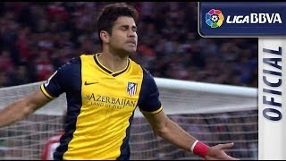 Resumen | Highlights Athletic Club (1-2) Atlético de Madrid -رياضي أتليتكو - HD
