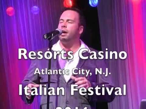 Resorts Atlantic City Italian Festival with Food, Music & Fun 10-2016
