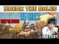 BREAK THE RULES - lds7131 35 kills Solo vs Squad TPP [AS] - PUBG HIGHLIGHTS TOP 1 #18