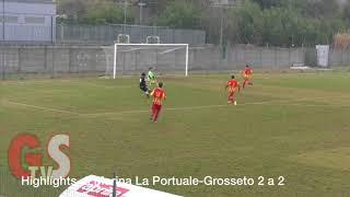 Eccellenza Girone A Marina La Portuale-Grosseto 2-2 (GS TV)