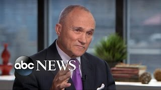 Former NYPD Commissioner Ray Kelly On Fighting Terrorism in NYC