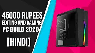 1080p 60fps gaming pc build india 2020 ...
