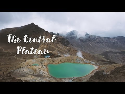 Exploring New Zealand on wheels | The Central Plateau