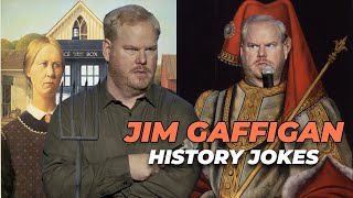Funniest History Jokes | Jim Gaffigan Standup