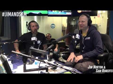 Jim Norton & Rich Vos Bust a Move - Jim Norton & Sam Roberts