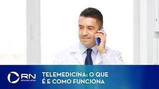 Telemedicina: o que é e como funciona