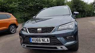 SEAT Ateca Test Part 1: Intro and 2.0 TDI XCELLENCE