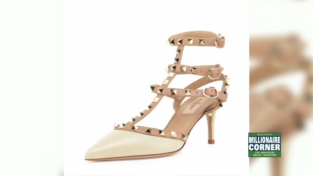 Valentino sandals shoes price - Heather S Couture Corner Valentino Rockstud Shoe Collection Youtube