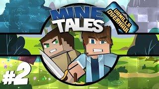 Minetales - Ep 2 - Tiki Bar!
