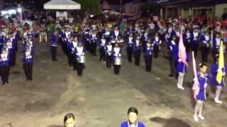 Banda de Fanfarra ISD- Isabel dos santos dias.
