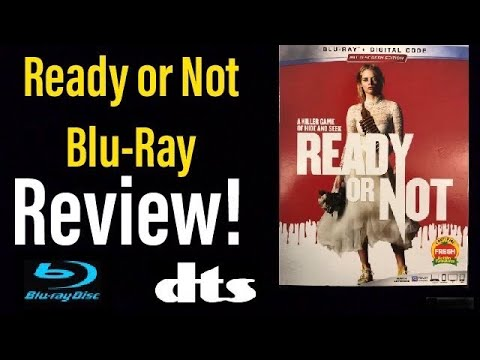 """""""Ready or Not"""" (2019) Blu-Ray Review and Giveaway!"""