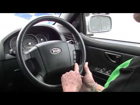 2008 Kia Sorento EX Auto 4x4 MY08 Review - B4760
