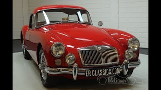 MGA 1600 Coupe 1961 -VIDEO- www.ERclassics.com