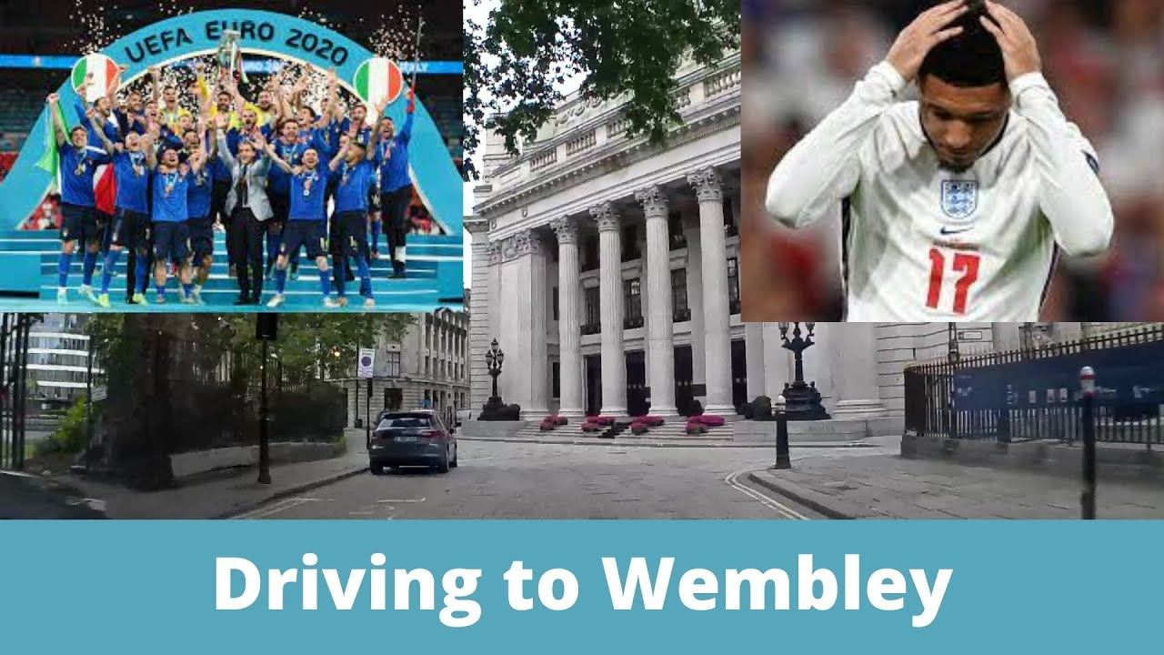 Italy wins euro 2020 – But can you drive in London?