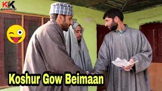 Koshur gow beimaan - Kashmiri kalkharabs