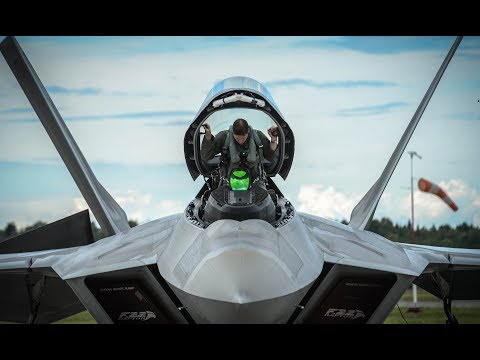 F-22 RAPTOR Tactical Fighter Aircraft DOCUMENTARY