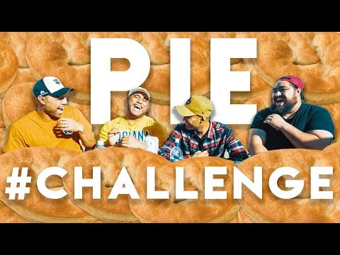 The Pie Challenge 😳 Cougar Boys