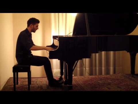 """LISZT: Grande Etude de Paganini n. 3 """"La Campanella"""" (Stefano Andreatta)"""