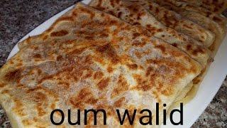 مطبخ ام وليد محاجب الفرينة فيديو مشترك مع قناة يسرى