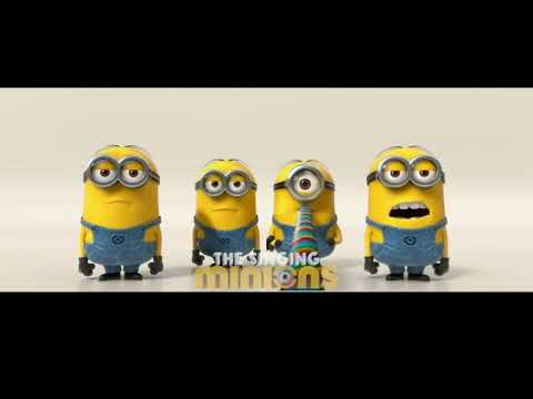 Minions singing despacito ft. Daddy Yankee and  Luis Fonsi