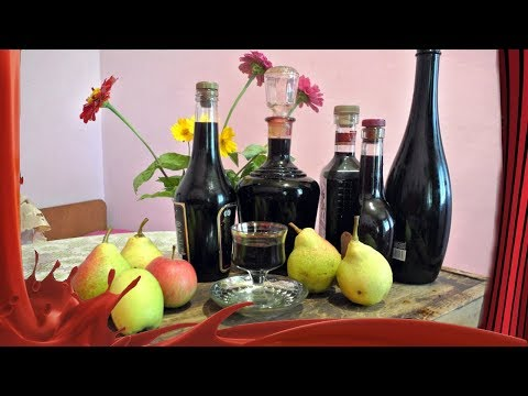 вишневка рецепт
