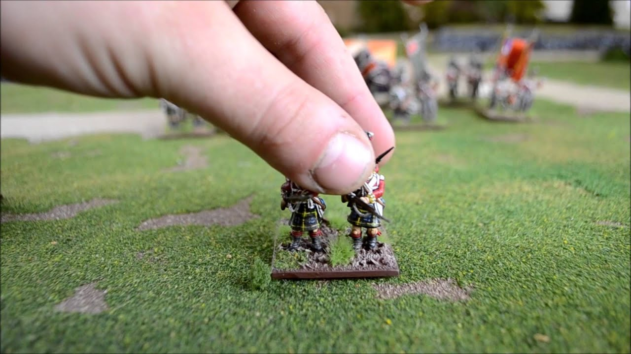 British Line Infantry - Victrix / Perry Miniatures / Warlord Games  [TB-TV-08]