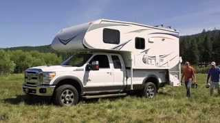 RV Pictures: Truck Campers