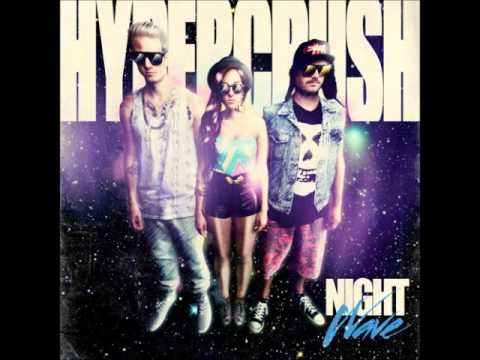 Music video Hyper Crush - Chrome Pipes