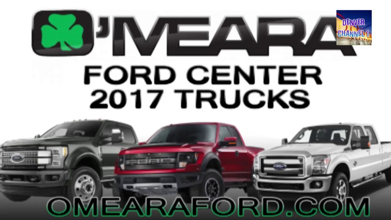 O Meara Ford >> O Meara Ford Trucks And The National Western Stock Show