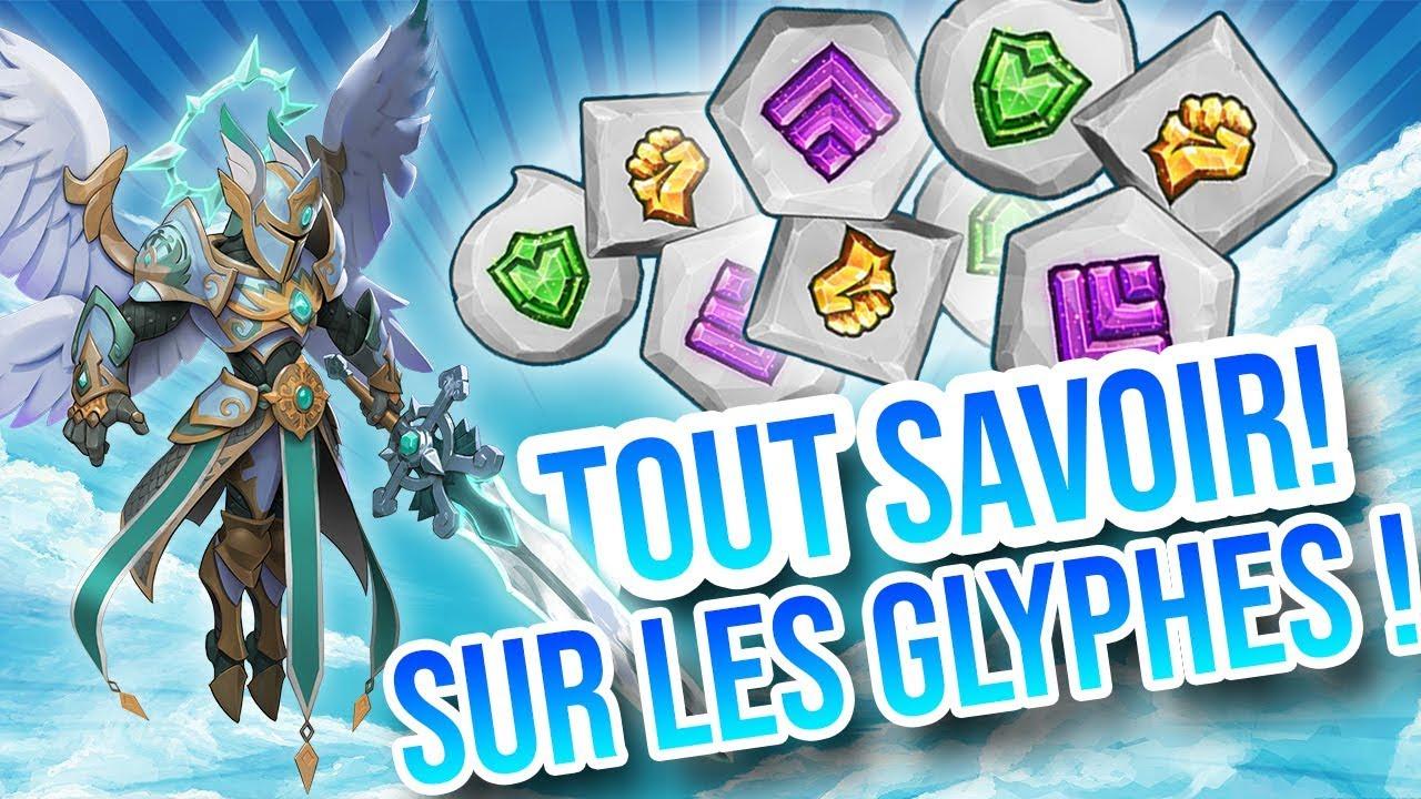 Tout savoir sur les glyphes ! ( Might & Magic - Element Guardians ) FR
