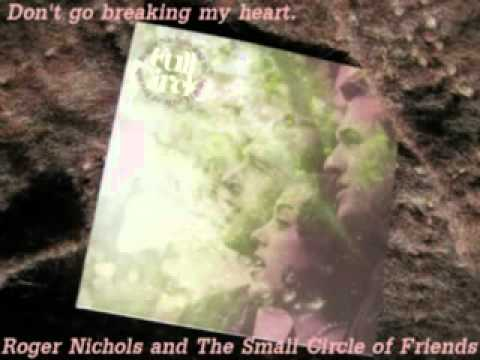 Don't go breaking my heart - Roger Nichols & The Small Circle of Friends.flv mp3