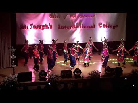 St. Joseph international college milan concert 2018