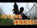 【雷魚釣り】衝撃!! 日本にも恐ろしいほど巨大な雷魚がいたっ!! 人食い雷魚3連発  …