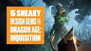 5 Design Gems Hidden in Plain Sight in Dragon Age: Inquisition