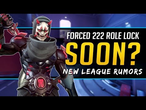 Overwatch Role Lock Queue 222 Coming Sooner Than Expected - Rumors And Leaks