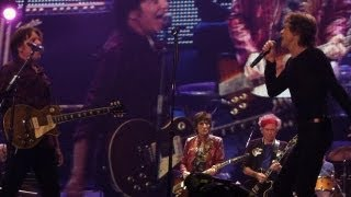 The Rolling Stones - It's All Over Now with John Fogerty at San Jose 08/05/2013