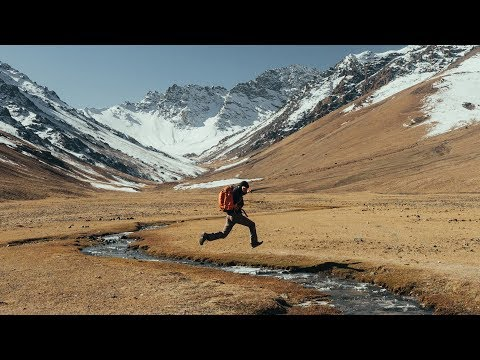 EP25 APOL - Paradise in the middle of Tajikistan — Pamir Highway Part 2 of 3