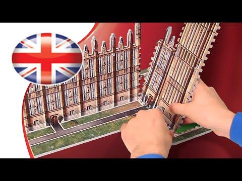 Wrebbit 3D™ - How to assemble our 3D puzzles [EN]