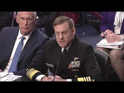 King Grills Top Intelligence Community Officials on Refusal to Answer Questions