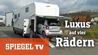 Let's go Camping: Luאus auf vier Rädern   SPIEGEL TV