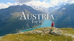 Top 10 Places To Visit In Austria
