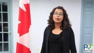 Canadian MP Iqra Khalid Congratulates Ahmadiyya Muslims on 50 years in Canada