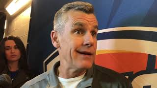 OKC Thunder: Billy Donovan on his team's play