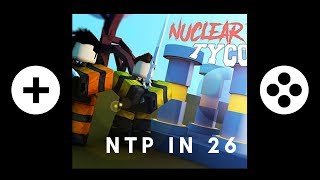 Roblox: Nuclear Plant Tyccon in 22 minutes